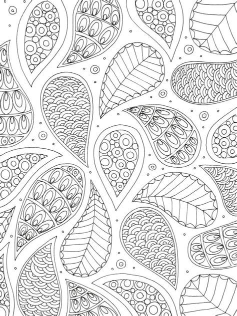 lizzie preston pattern colouring page  adults pattern coloring pages