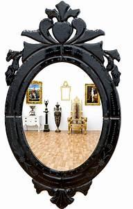 Miroir Baroque Noir : miroir baroque v nitien cadre noir miroirs baroque classic stores ~ Teatrodelosmanantiales.com Idées de Décoration