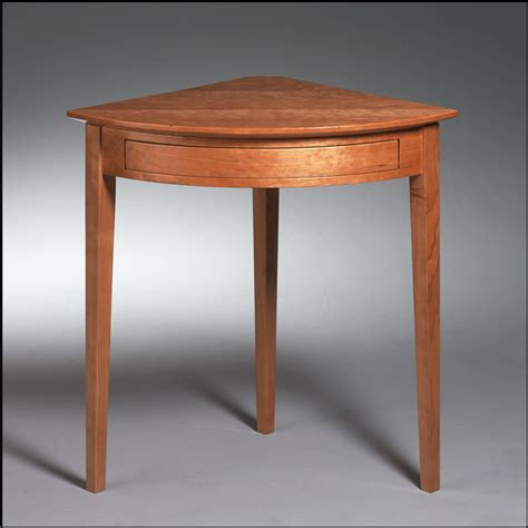 Corner Tables For Added Home Styling  Furniture And
