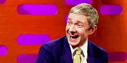 Laughing Stop Martin Freeman Bilbo Baggins Laugh