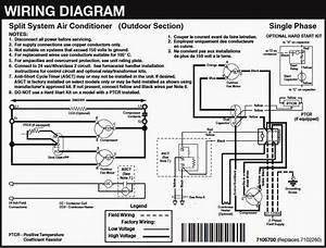 Ac Single Phase Wiring  Ac  Wiring Examples And Instructions