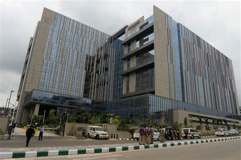 commerce giant amazons biggest global campus launched