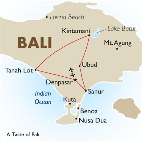 taste  bali indonesia tours goway travel