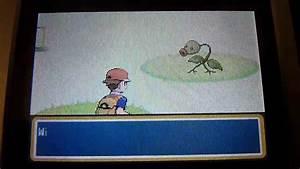 Pokemon Leaf Green Shiny Venonat Random Encounter Youtube