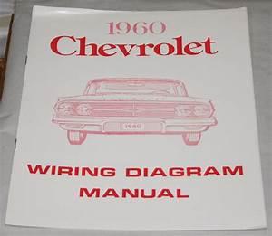 Nos Impala Parts    Literature    1960 Chevrolet Wiring