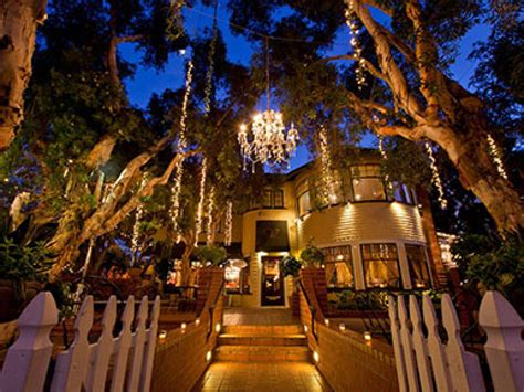 la wedding venues  restaurants museums gardens