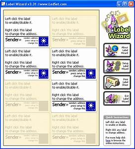 download free address labels software tsc free address With address label maker software