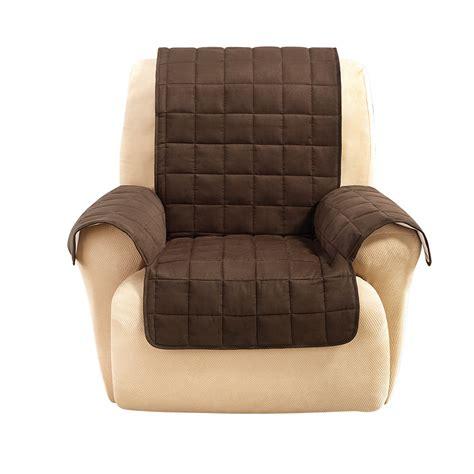 recliner chair slipcovers sure fit recliner slipcover reviews wayfair