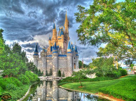 Castle Background Disney Castle Backgrounds Wallpaper Cave