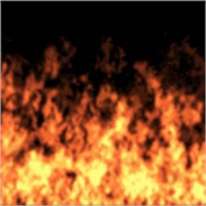 Blazing fire, flame burning and explosion animations