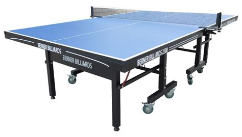 free ping pong table 2500 table tennis ping pong table by berner billiards