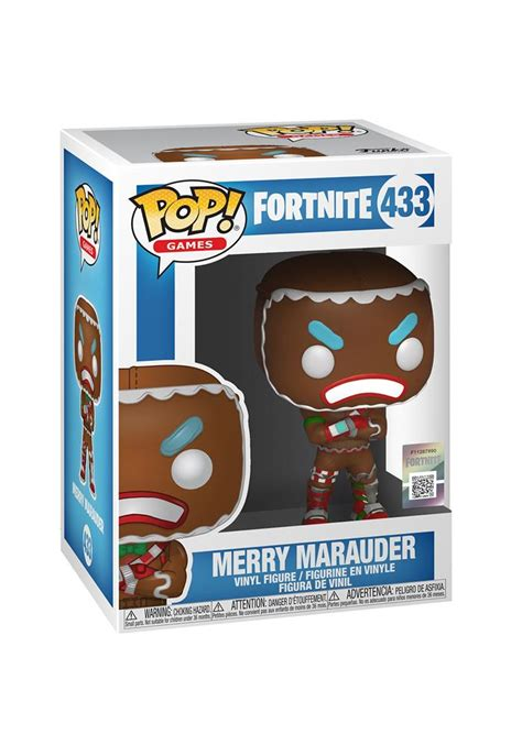 fortnite funko pop games fortnite merry marauder