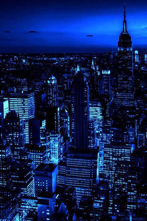 dark blue aesthetic tumblr