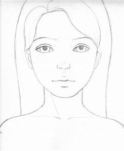 Free Painting Tutorial! How to Draw a Pretty Face: Week ...