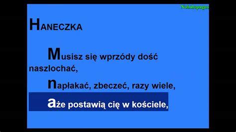 """"""" Wesele"""" - Akt 1 - Stanisław Wyspiański - ☺♪☻ - YouTube"""