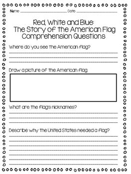 red white  blue  story   american flag