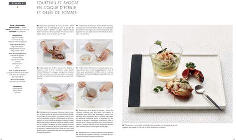 livre cuisine gastronomique livres de cuisine école ferrandi institut bocuse le