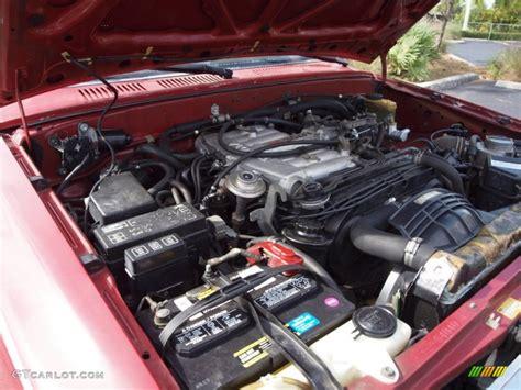 1994 toyota 4runner sr5 4x4 3 0 liter sohc 12 valve v6