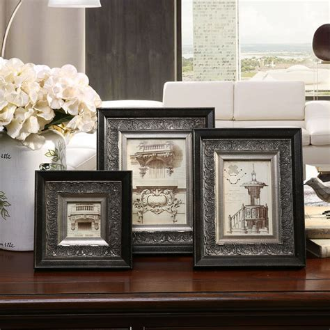 top quality wooden photo frame picture frame vintage