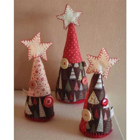 miniature christmas trees   decorative fabrics