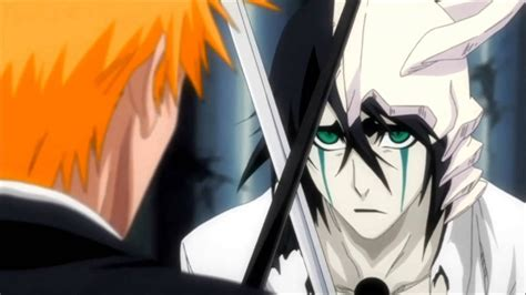 ichigo  ulquiorra amv bleach requiem   dream youtube