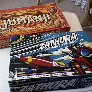 Find more Jumanji & Zathura Board Games for sale at up to ...