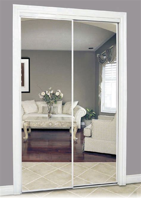 mirror sliding closet doors sliding mirror panels space age shelving design