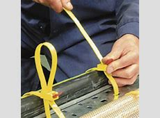 releasable and reusable cable ties and zip ties