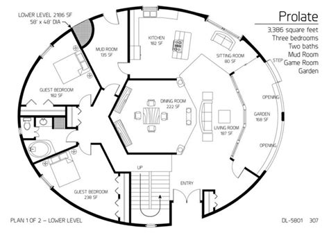 Circular Floor Plans Photo by Cordwood Home Floor Plan Cob Houses