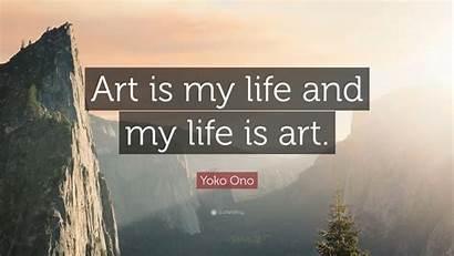 Quote Ono Yoko Wallpapers Quotefancy