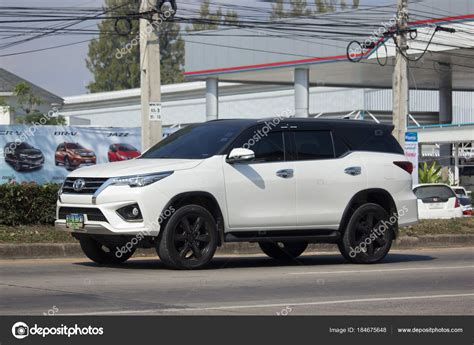 Toyota Fortuner Photo by Toyota Fortuner Suv Car Stock Editorial Photo