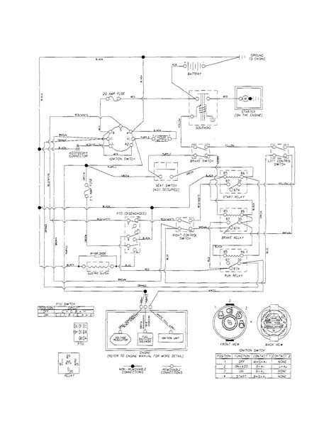 Husqvarna Lawn Mower Wiring Diagram by Husqvarna Wiring Schematic Wiring Diagram