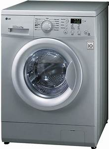 Lg F1091ndl25 6 Kg Fully Automatic Front Loading Washing Machine Price In India