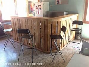 Bar Aus Paletten : europaletten barmobel aus paletten mobel aus paletten ~ Articles-book.com Haus und Dekorationen