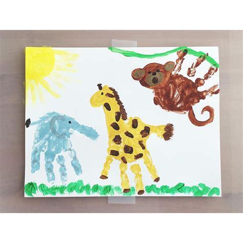 handprint zoo let s tot school zoo preschool zoo 406 | aa9568fdfc588904e88ec89d8c10eac5