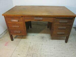 oak teachers desk antique oak 039 s desk circa 1930 039 s 1940 039 s