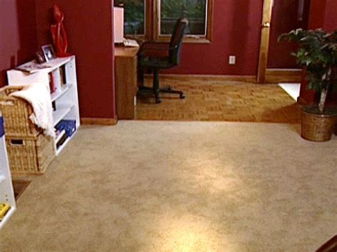 how to install wall to wall carpet how to install wall to wall carpeting hgtv
