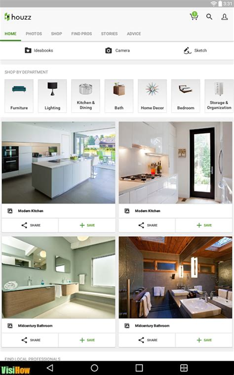 Best Interior Design Apps for Android Houzz Interior