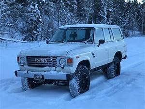 1984 Toyota Land Cruiser Fj60 With V8 Conversion