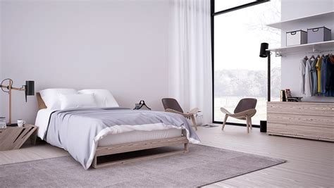 minimalist bedding inspiring minimalist interiors with low profile furniture