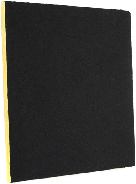 auralex t coustic ceiling tile single piece 2x2 black