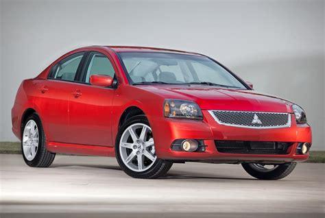 2010 Mitsubishi Galant News and Information