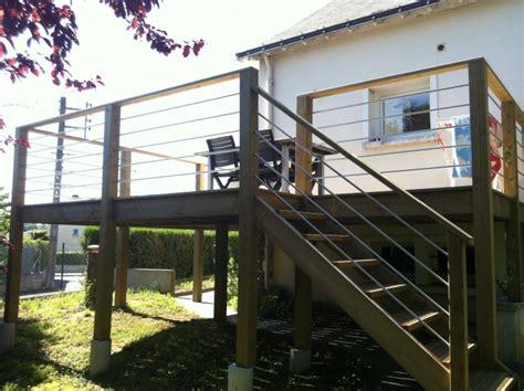 Bien Terrasse Suspendue En Beton #9
