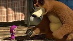 Bettwäsche Mascha Und Der Bär : mascha und der b r erobern die welt milliarden klicks f r russische trickfilmserie auf ~ Buech-reservation.com Haus und Dekorationen