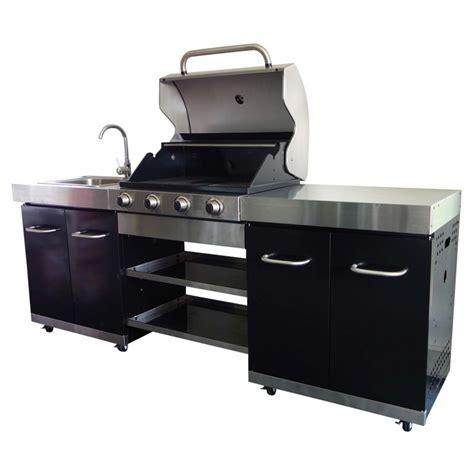 cuisine plancha cuisine extérieure 1 plancha 2 grilles summer ki002n
