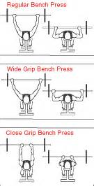 Proper Bench Press Grip Width by Chest Muscles