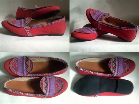 sepatu wanita batik harga grosir murah grosir sandal sepatu murah