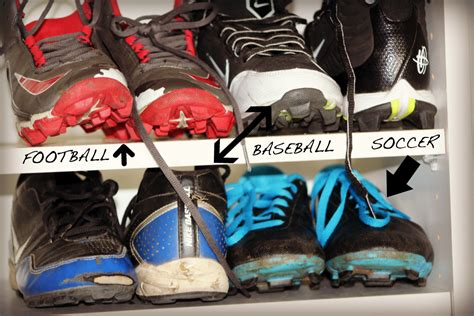 cleats      differences