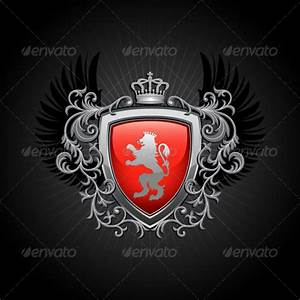 Coat of arms | GraphicRiver