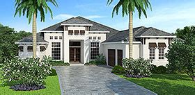 House Plan 60746 Mediterranean Style with 6946 Sq Ft 4